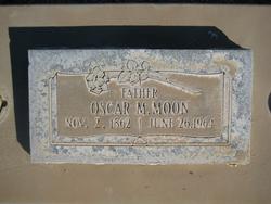 Oscar M. Moon