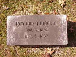 Tom Wren Woodul