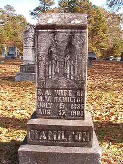 E A Hamilton