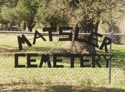 Matsler Cemetery
