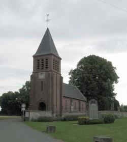 Belloy Churchyard