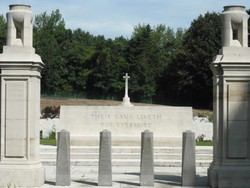 Coxyde Military Cemetery