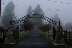 Sierra Mountains Cemetery