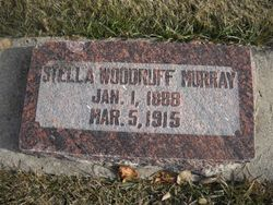 Emma Estella Stella <i>Woodruff</i> Murray