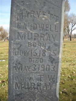 Maryett <i>Caldwell</i> Murray