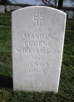 Marion Eugene Williams, Jr