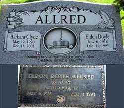 Barbara <i>Clyde</i> Allred