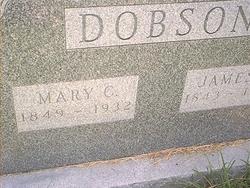 Mary Catherine <i>Hawkins</i> Dobson