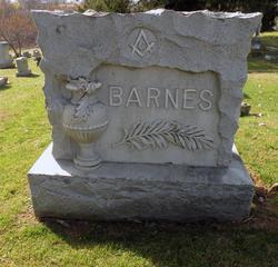 Mary Peach <i>Hart</i> Barnes