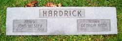 John Wesley Hardrick