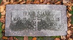 Ira Orville Starr