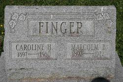 Caroline <i>H</i> Finger