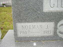 Norman J Gillian