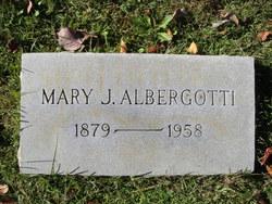 Mary Jeffords Mae Albergotti
