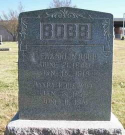 Mary Katherine Mollie <i>Sharp</i> Bobb