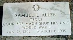Samuel L Allen