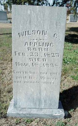 Wilson C Appling