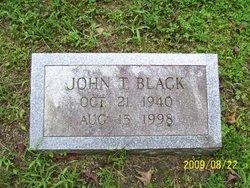 John T. Black