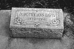 Dorothy Ann Davis