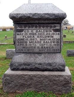 David Meade Baldwin