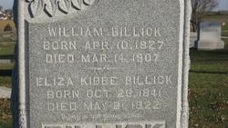 Eliza <i>Kibbe</i> Billick