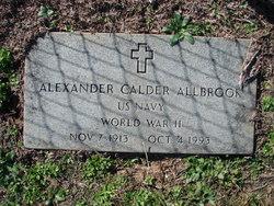 Alexander Calder Allbrook