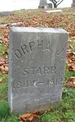 Orpha Jane <i>Dean</i> Starr