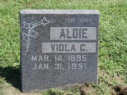 Viola C Aldie