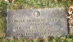 Oscar Monroe Barton