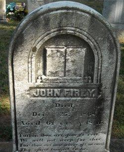 John Firey