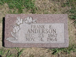 Frank E Anderson