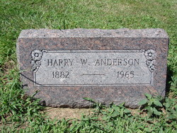 Harry W Anderson