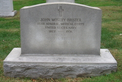 Adm John Mosley Brister