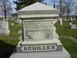 Capt Louis Achilles