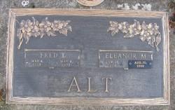 Eleanor M. Alt