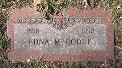 Edna M. Godde
