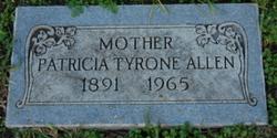 Adelaide Patricia <i>Tyrone</i> Allen
