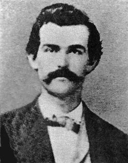 Dr John Henry Doc Holliday