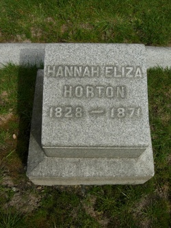 Hannah <i>Shoudy</i> Horton