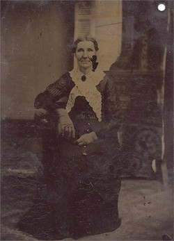 Mary Ann <i>Crutchfield</i> Davis