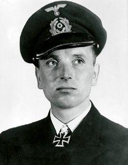 Otto Wilhelm August Silent Otto Kretschmer