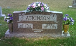 Clyde D Atkinson