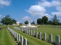 Hottot-les-Bagues War Cemetery