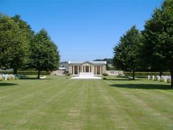 Saint Manvieu War Cemetery