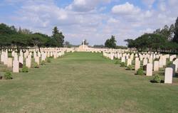 Moascar War Cemetery