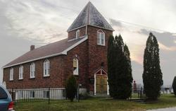 West Nottawasaga Presbyterian Church Cemetery