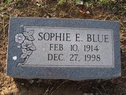 Sophie E. <i>Bye</i> Blue