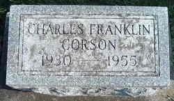 Charles Franklin Corson