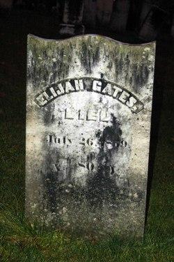 Elijah Gates, Jr