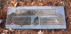Catherine M Wood
